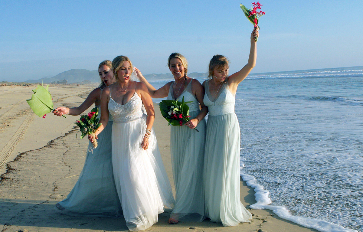 Cerritos Beach Inn Wedding Gallery