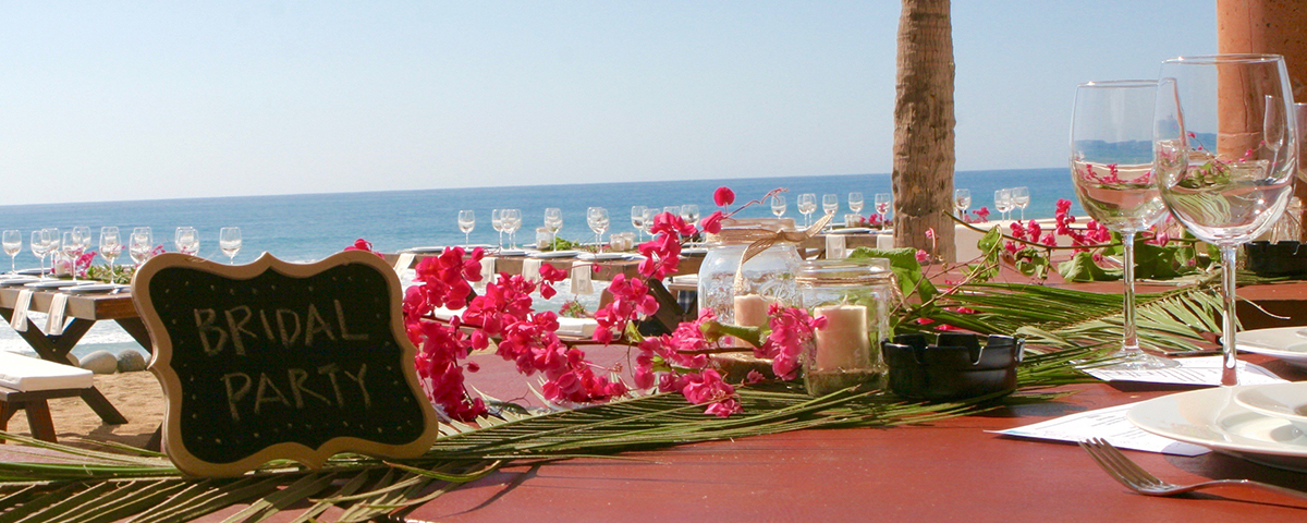 Small Beach Wedding Package